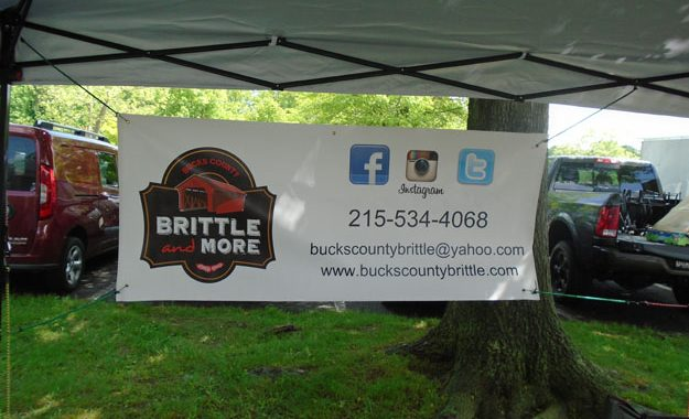 The Best Nut Brittle in Bucks County