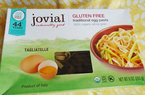 Jovial Gluten free egg pasta