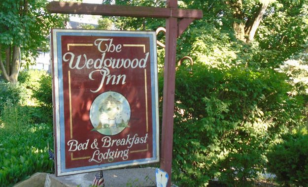 The Wedgwood Inn, New Hope, PA: Gluten and Dairy Free Travel