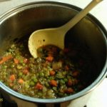 Gluten-free, Dairy-free Vegetable Soup